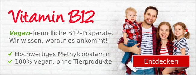 Vitamin B12 Präparate